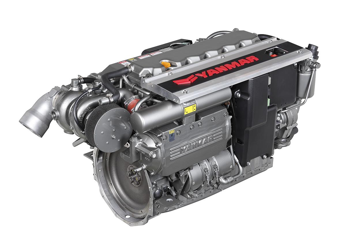 los nuevos motores diesel yanmar yanmar equipment iberica sl. Black Bedroom Furniture Sets. Home Design Ideas